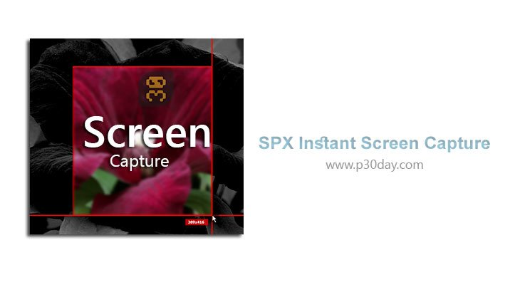 دانلود SPX Instant Screen Capture 7.0 - گرفتن اسکرین شات در ویندوز
