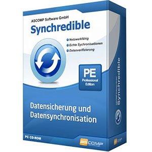 دانلود Synchredible Professional 6.002 – همگام سازی فایل ها و فولدر ها