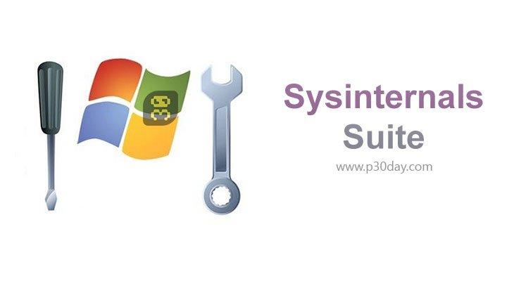 دانلود Sysinternals Suite 2019.12.18 - رفع مشکلات ویندوزی