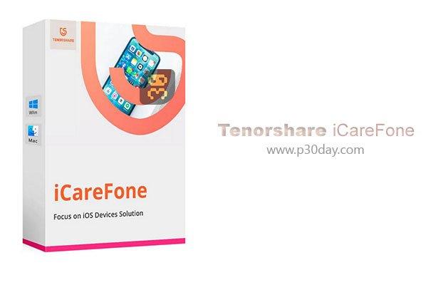 دانلود Tenorshare iCareFone 6.0.6 - مدیریت فایل های iOS
