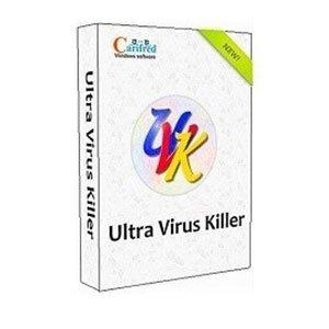 دانلود UVK Ultra Virus Killer 10.14.2.0 – آنتی ویروس کم حجم