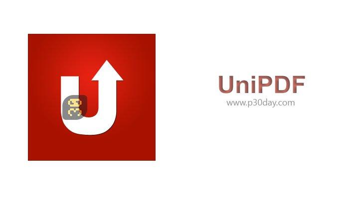 دانلود UniPDF PRO 1.3.1 - تبدیل فایل های PDF به فرمت های متنی