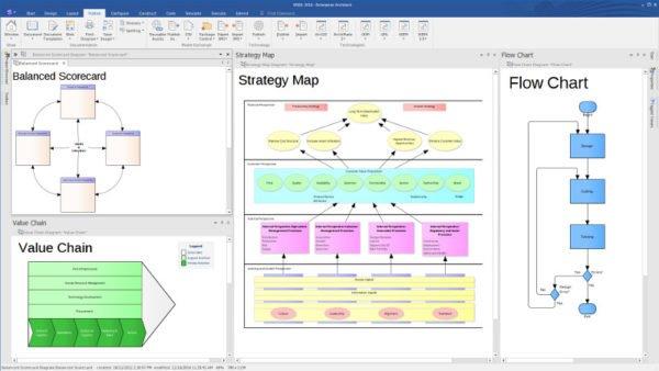 دانلود Sparx Systems Enterprise Architect 15.0.1514 - طراحی ساختار نرم افزارها