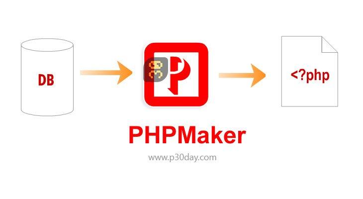 دانلود e-World Tech PHPMaker 2021.0.3 - خودکارسازی برنامه نویسی PHP