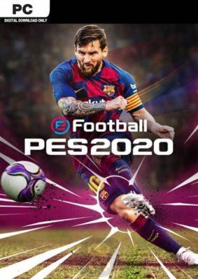 دانلود بازی eFootball PES 2020 برای کامپیوتر + کرک