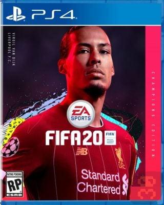دانلود بازی Fifa 20 برای PS4 + آپدیت + هک شده