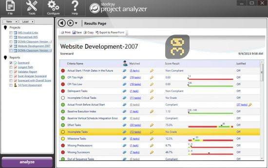 دانلود Steelray Project Analyzer 2020.05.51 - نرم افزار آنالیز و مدیریت پروژه