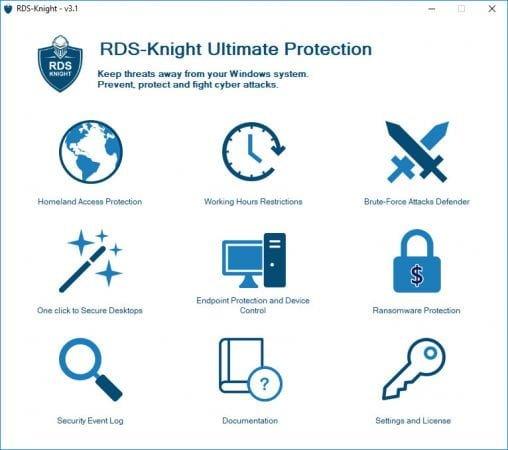 دانلود RDS-Knight 4.6.4.28 Ultimate Protection - پروتکل ایمنی ریموت دسکتاپ