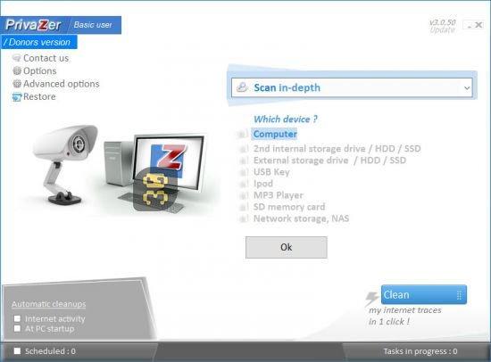 دانلود Goversoft Privazer v4.0.2 - حذف فایل های ناخواسته