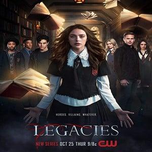 دانلود سریال Legacies 2019 + زیرنویس فارسی