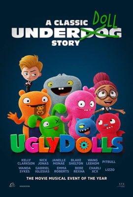 دانلود انیمیشن UglyDolls 2019 با زیرنویس فارسی