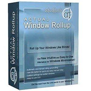 دانلود Actual Window Rollup 8.14.3 – مدیریت پنجره های فعال