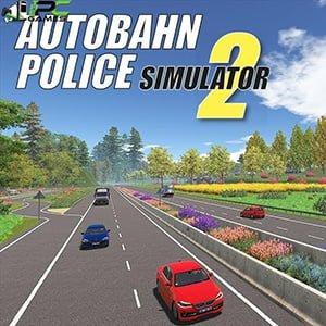 دانلود بازی کامپیوتر اتوبان Autobahn Police Simulator 2