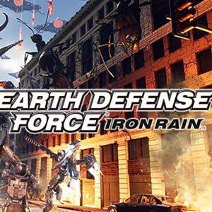 دانلود بازی EARTH DEFENSE FORCE IRON RAIN برای کامپیوتر