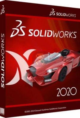 دانلود سالیدورکس SolidWorks 2020 SP1.0 Premium + کرک