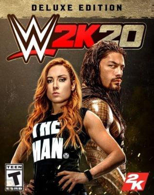دانلود بازی WWE 2K20 برای کامپیوتر