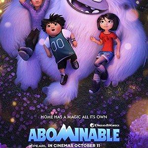 دانلود انیمیشن Abominable 2019 با زیرنویس فارسی