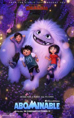 دانلود انیمیشن Abominable 2019 با زیرنویس فارسی + 4K