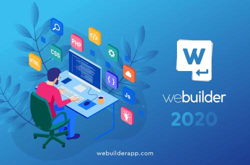 دانلود Blumentals WeBuilder 2020 v16.0.0.225 - طراحی صفحات وب