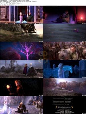 دانلود انیمیشن Frozen 2 با زیرنویس فارسی
