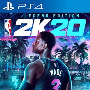 NBA 2K20 Games For PS4 + Update 2019-11-17