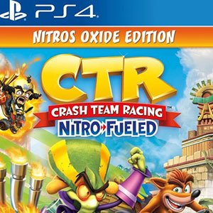 دانلود بازی Crash Team Racing Nitro-Fueled برای PS4 + آپدیت