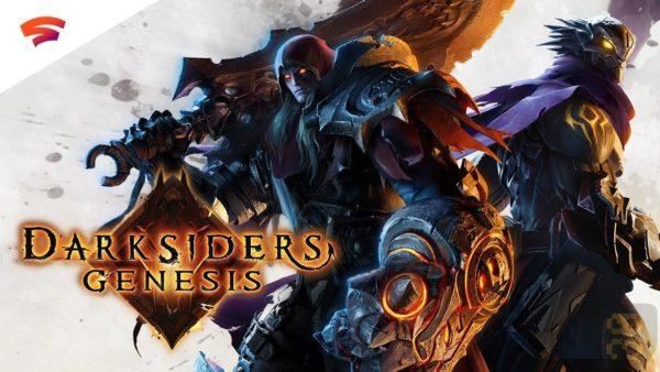دانلود بازی Darksiders Genesis برای کامپیوتر