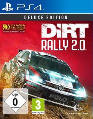 دانلود بازی DiRT Rally 2.0 برای PS4 + آپدیت + هک شده