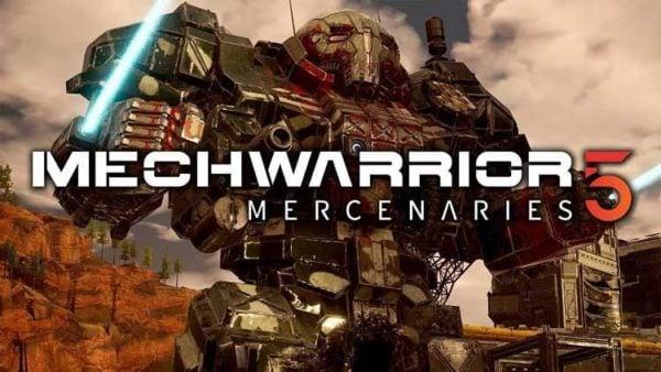 دانلود بازی MechWarrior 5 Mercenaries برای کامپیوتر + آپدیت