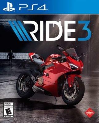 دانلود بازی RIDE 3 برای PS4 + آپدیت + هک شده