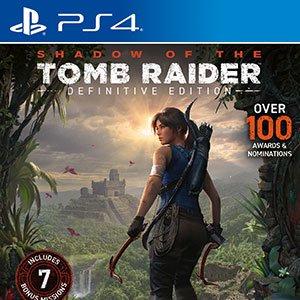 دانلود بازی Shadow of the Tomb Raider برای PS4 + آپدیت