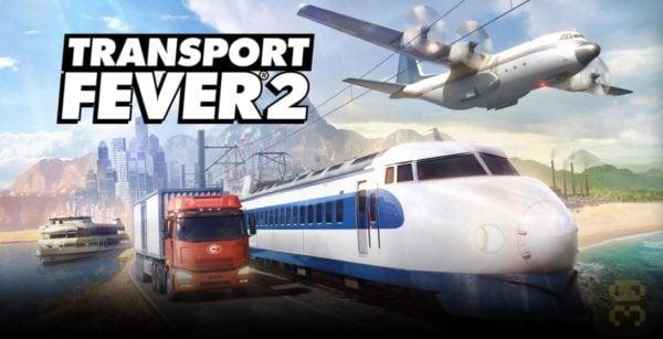 دانلود بازی Transport Fever 2 برای کامپیوتر