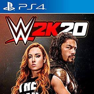 دانلود بازی WWE 2K20 برای PS4 + آپدیت