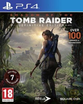 دانلود نسخه هک شده بازی Shadow of the Tomb Raider Definitive Edition برای PS4