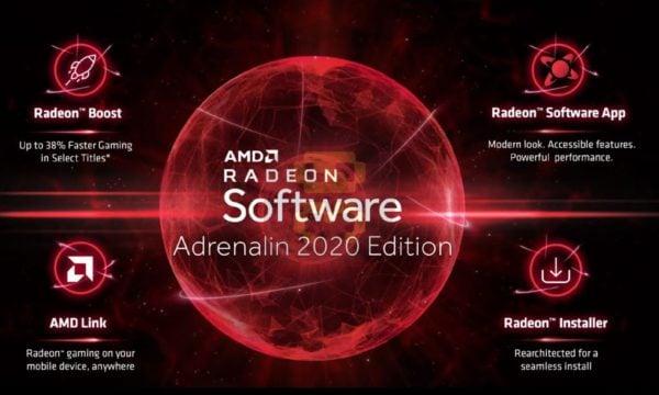 دانلود جدیدترین درایور کارت گرافیک AMD Radeon Adrenalin Edition 20.9.1