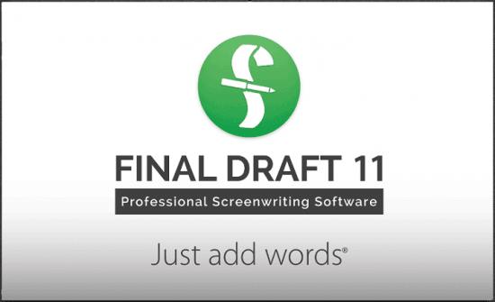 دانلود Final Draft 11.1.3 Build 83 - نمایشنامه نویسی در کامپیوتر