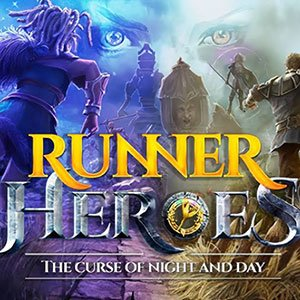 دانلود بازی Runner Heroes The curse of night and day برای PC
