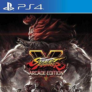 دانلود نسخه هک شده بازی Street Fighter V Arcade Edition برای PS4
