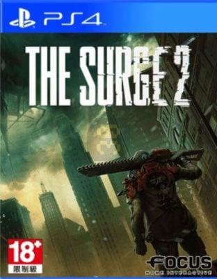 دانلود بازی The Surge 2 برای PS4 + آپدیت + هک شده