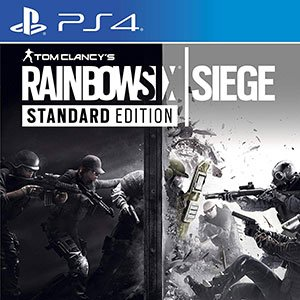 دانلود بازی Tom Clancy's Rainbow Six Siege برای PS4 + آپدیت