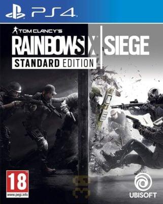 دانلود بازی Tom Clancy's Rainbow Six Siege برای PS4 + آپدیت