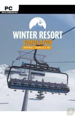 دانلود بازی Winter Resort Simulator برای کامپیوتر