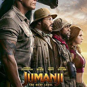 دانلود فیلم Jumanji The Next Level 2019 با زیرنویس فارسی