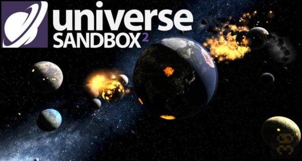 دانلود بازی Universe Sandbox 2 برای کامپیوتر