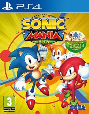دانلود بازی هک شده Sonic Mania برای PS4