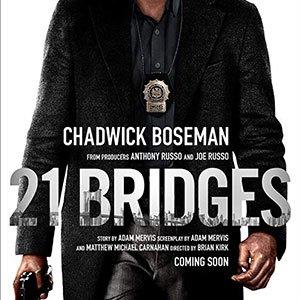 دانلود فیلم 21 Bridges با زیرنویس فارسی + 4K