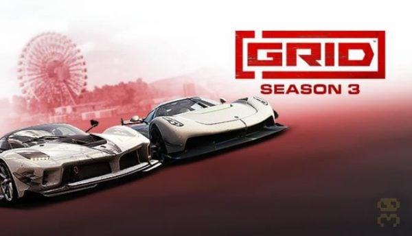 دانلود بازی GRID Season 3 برای کامپیوتر + آپدیت