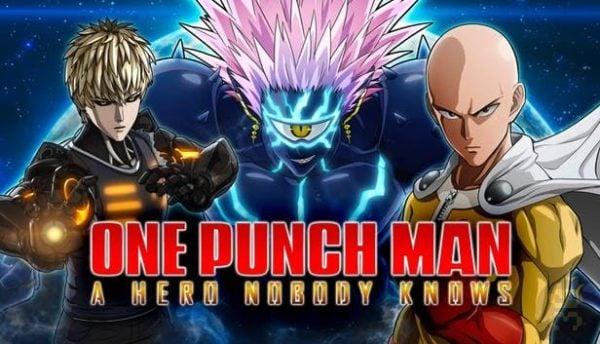 دانلود بازی کامپیوتر ONE PUNCH MAN A HERO NOBODY KNOWS