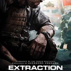 دانلود فیلم Extraction 2020 با زیرنویس فارسی