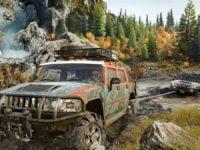 دانلود نسخه هک شده بازی SnowRunner برای PS4
